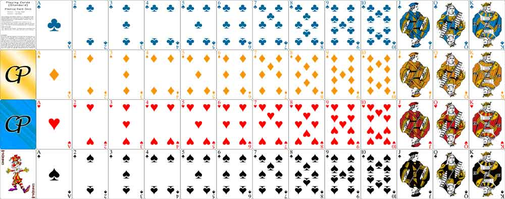 Playing Cards Deck preview image